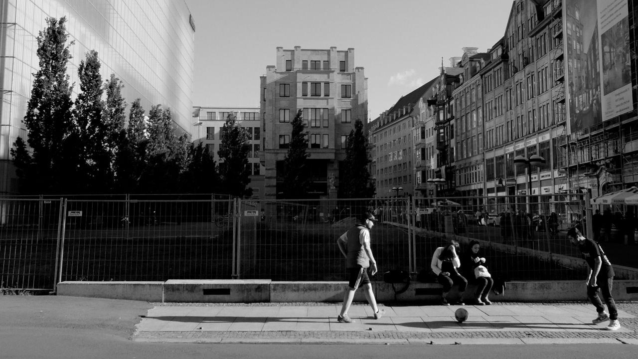 Straßenszene 1