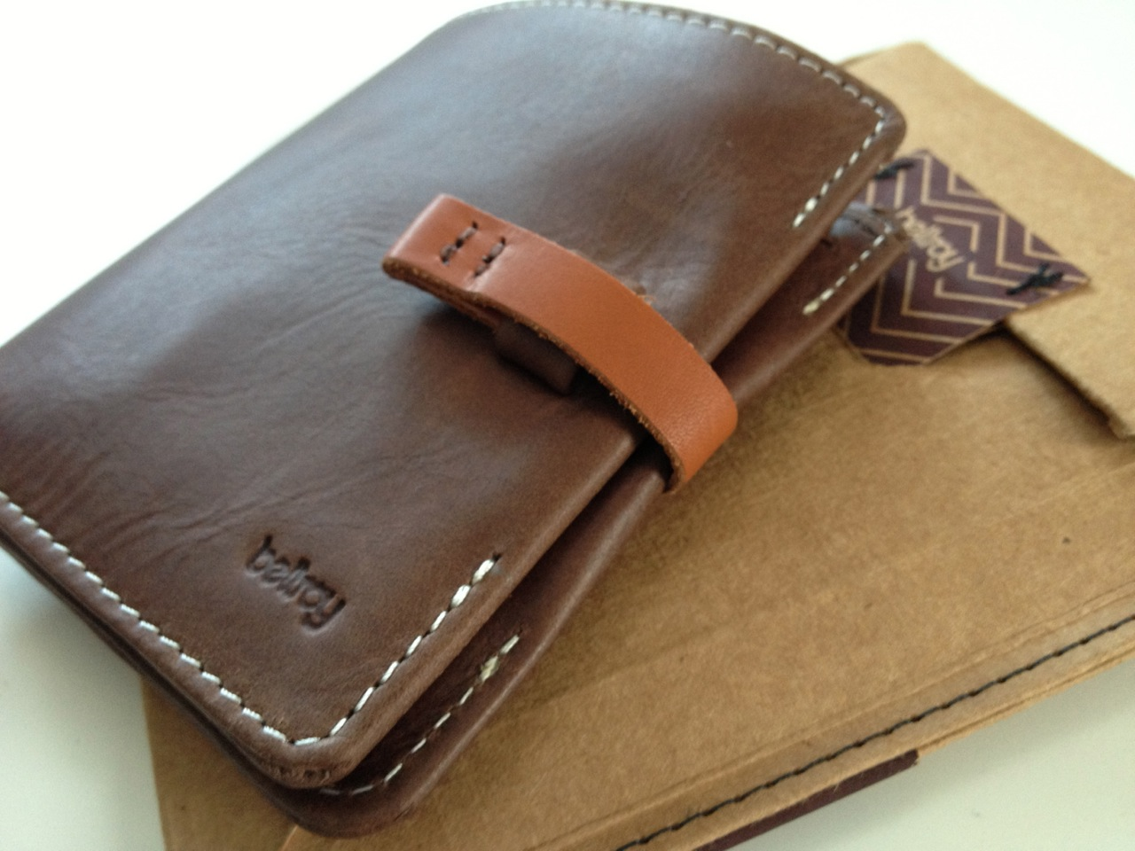 Bellroy Pocket Book Wallet