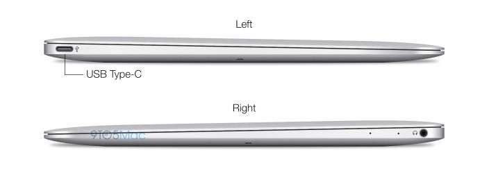 """12"""" MacBook Air Rendering"""